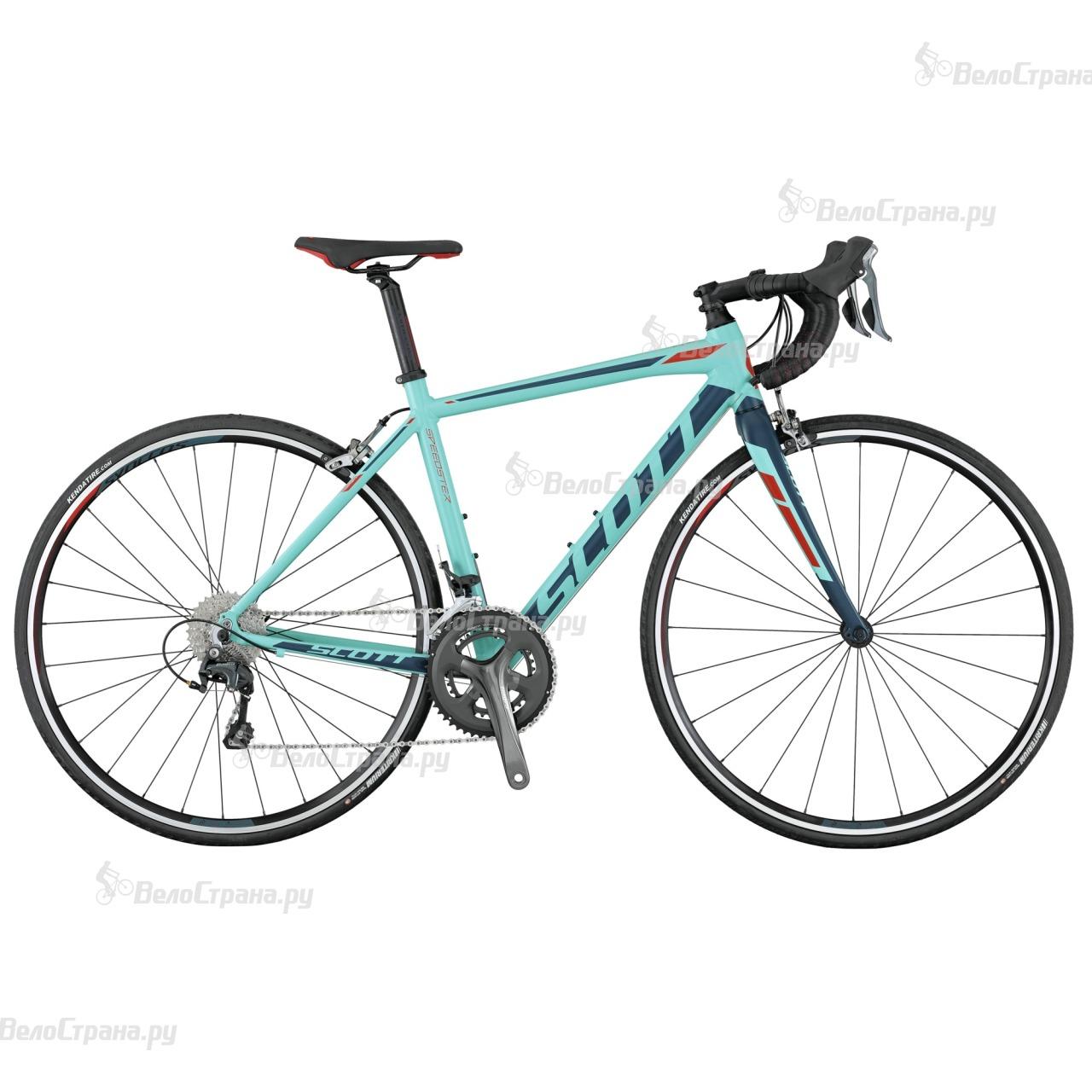 Велосипед Scott Contessa Speedster 25 (2017) велосипед scott contessa speedster 15 2015