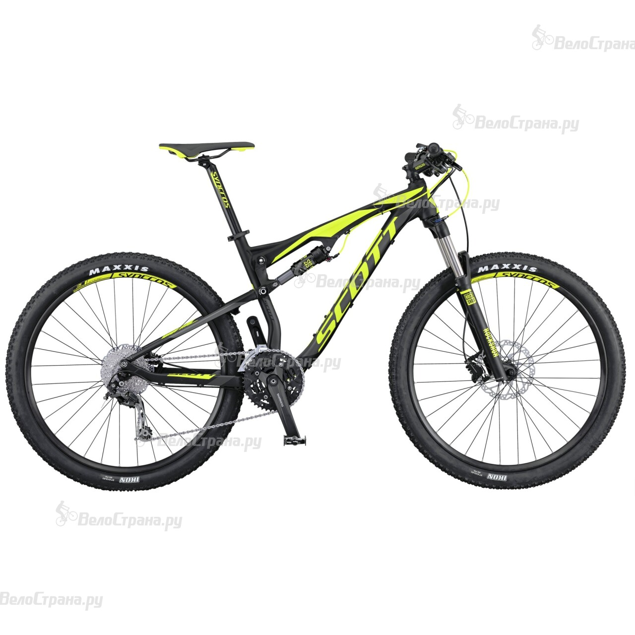 Велосипед Scott Spark 960 (2016) scott spark 750 2017