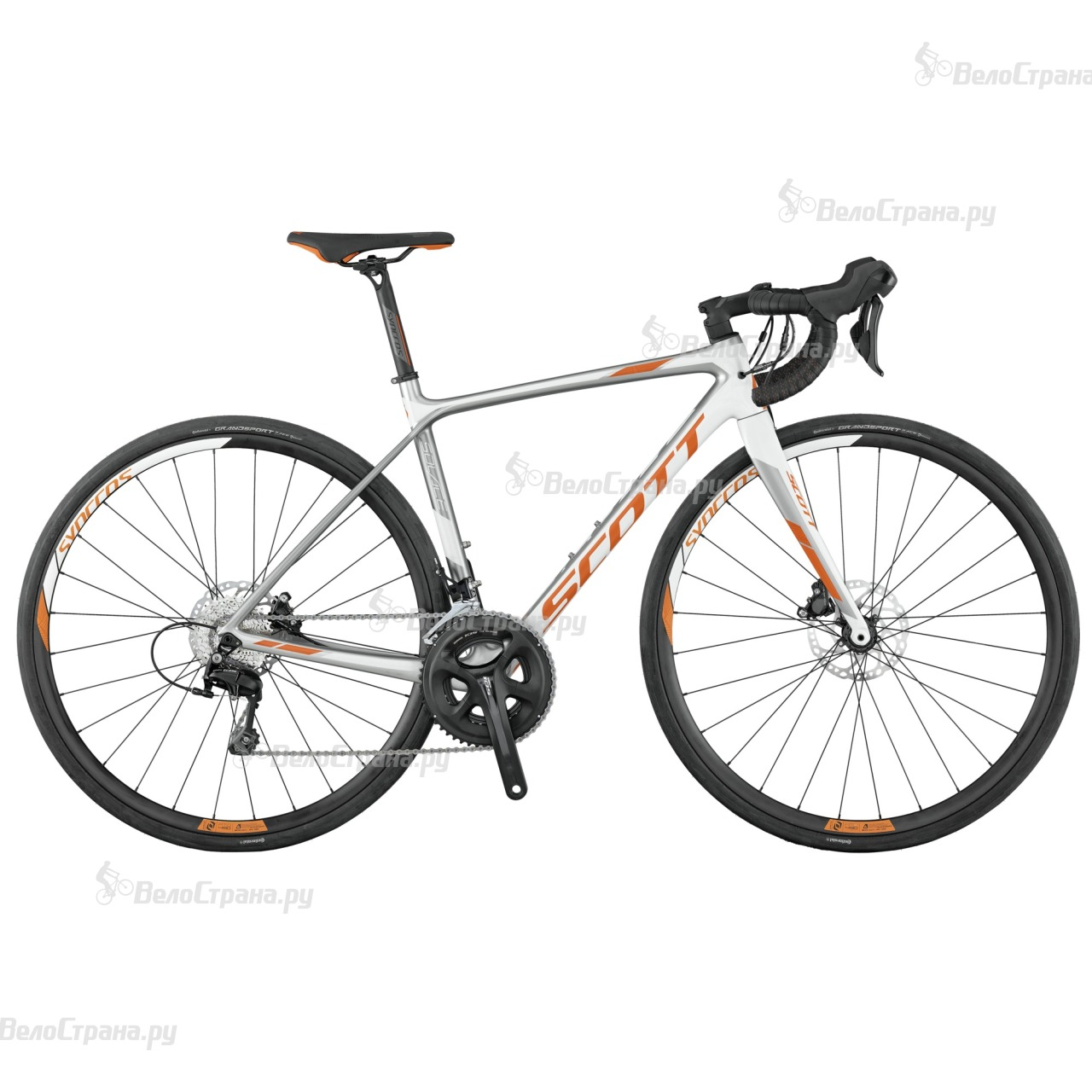 Велосипед Scott Contessa Solace 25 disc (2017)