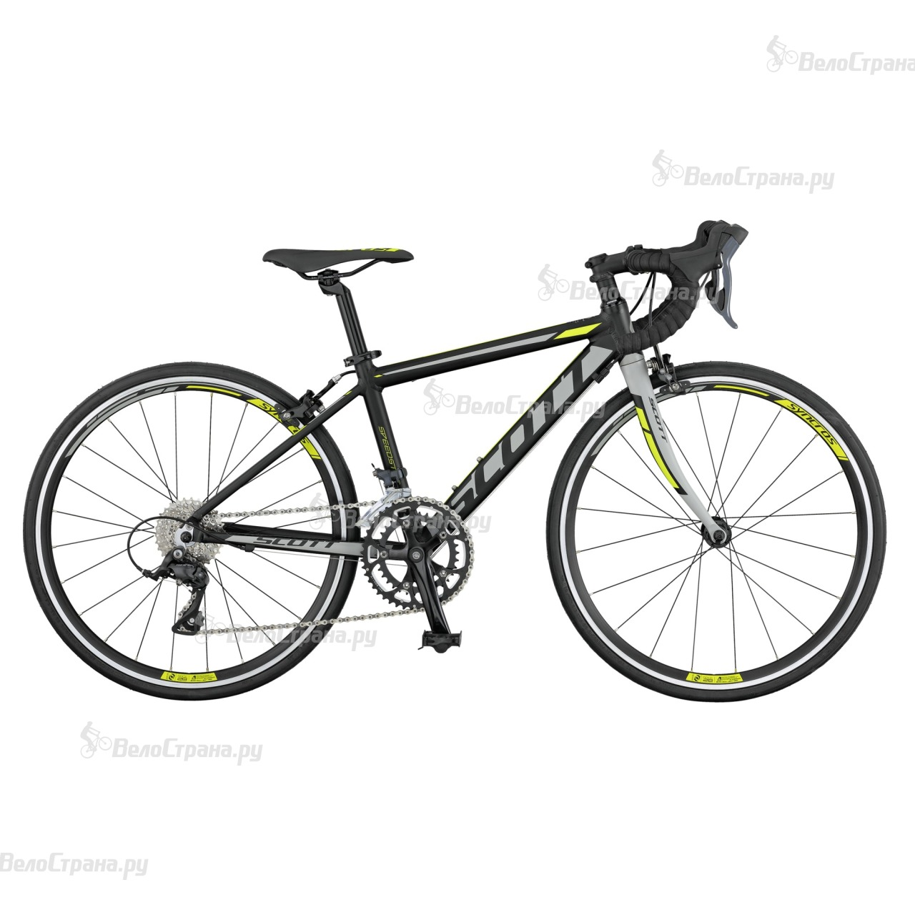 Велосипед Scott Speedster 40 (24) (2017)