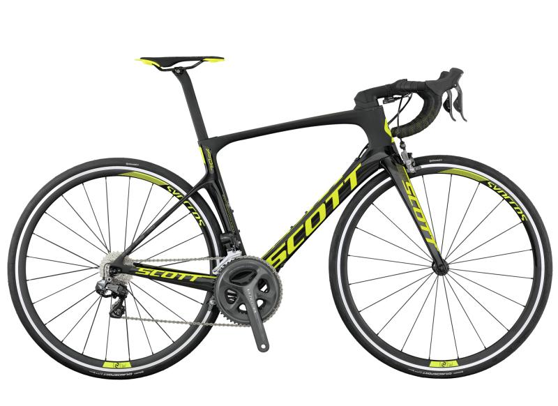 Купить Шоссейный велосипед Scott Foil 10 (2017)