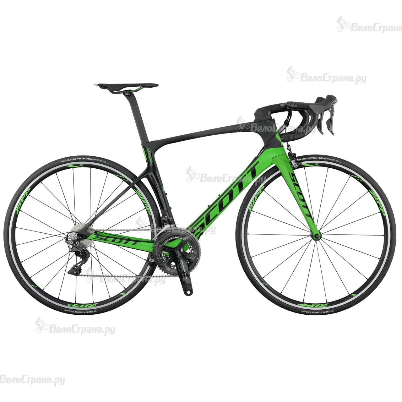 Велосипед Scott Foil RC (2017)