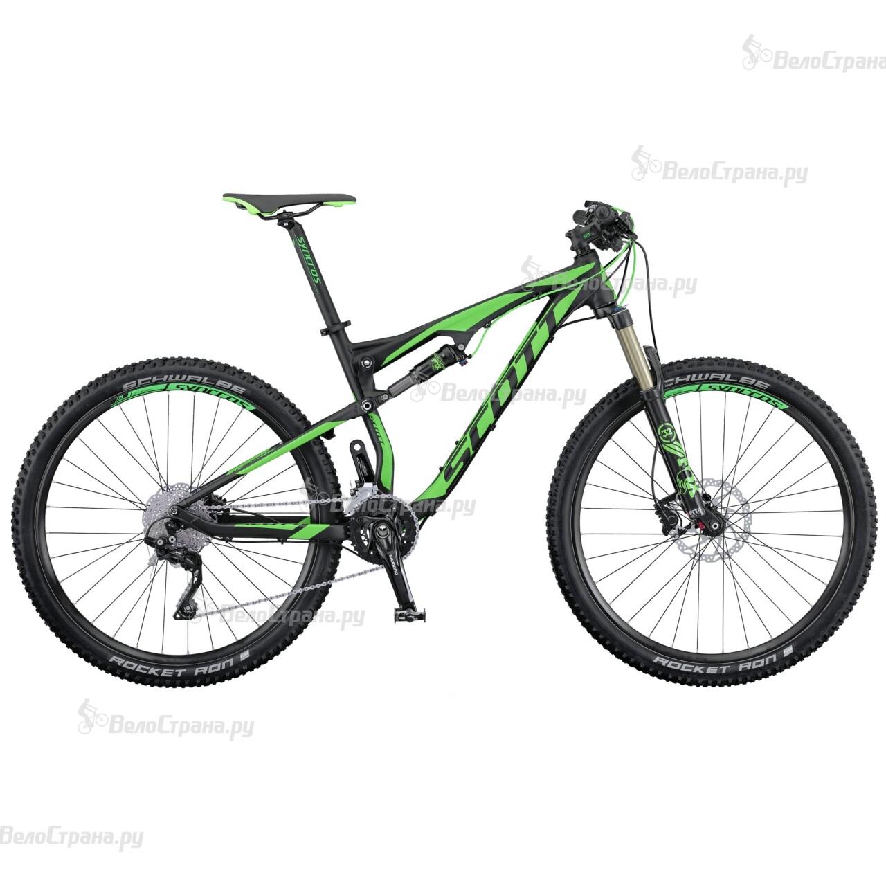 Велосипед Scott Spark 950 (2016) scott spark 750 2017