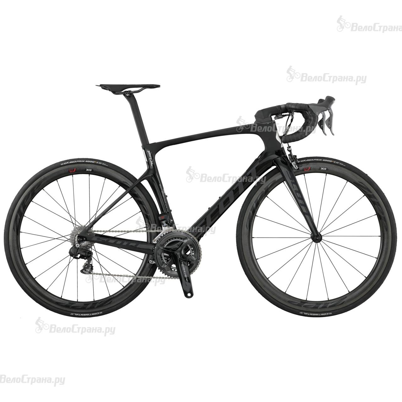 Велосипед Scott Foil Premium (2017)