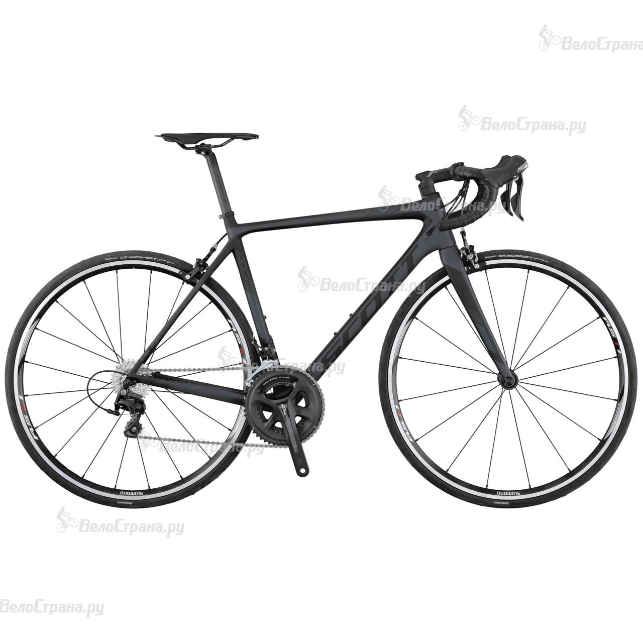 Велосипед Scott Addict 30 (2017)