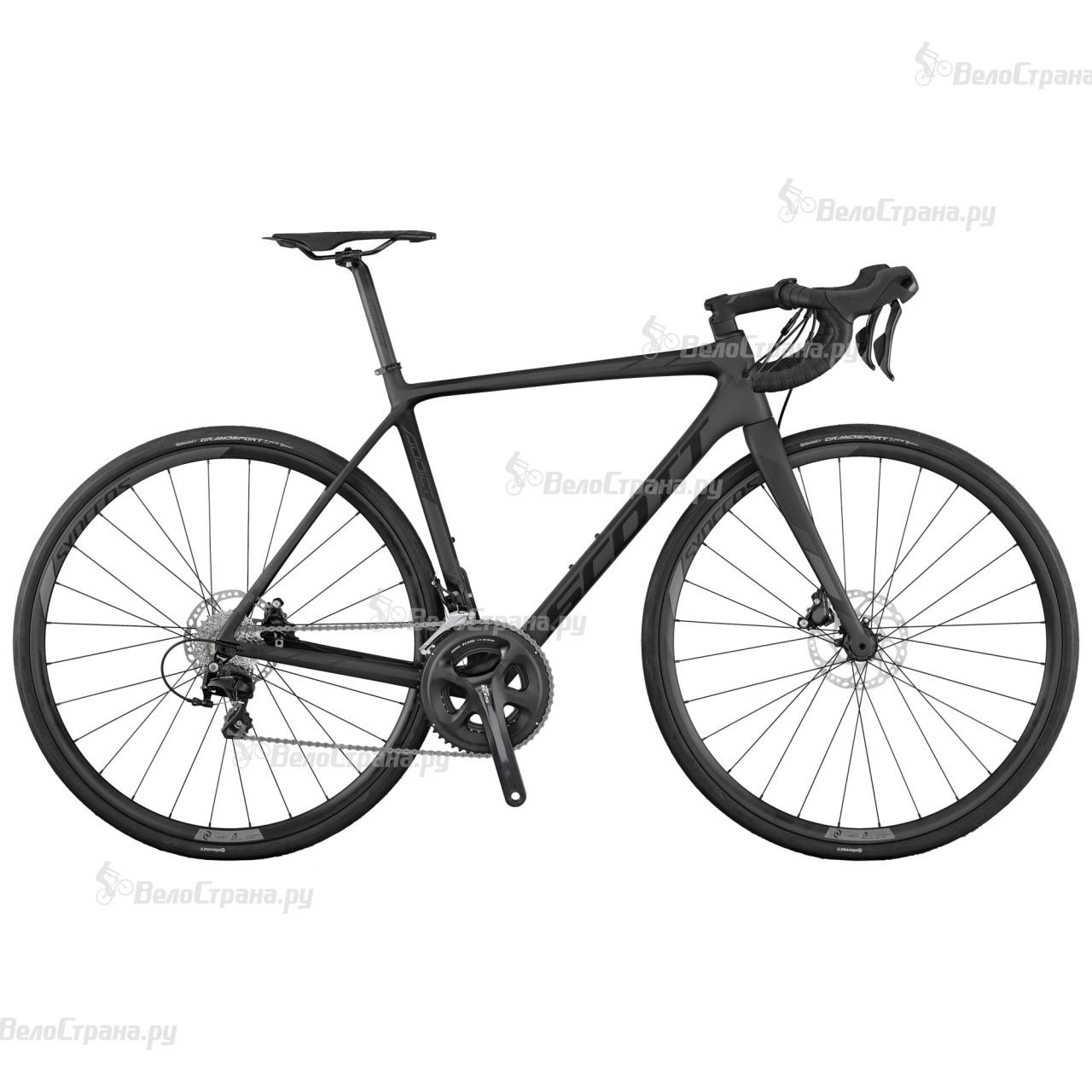 Велосипед Scott Addict 30 Disc (2017) scott addict sl compact 2015