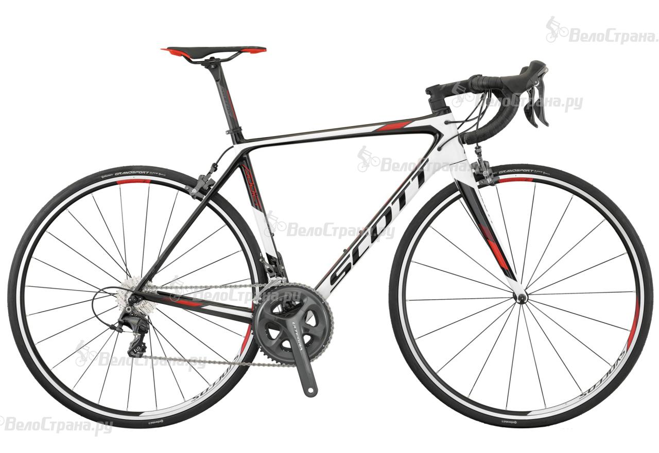 Велосипед Scott Addict 20 (2017) scott addict sl compact 2015