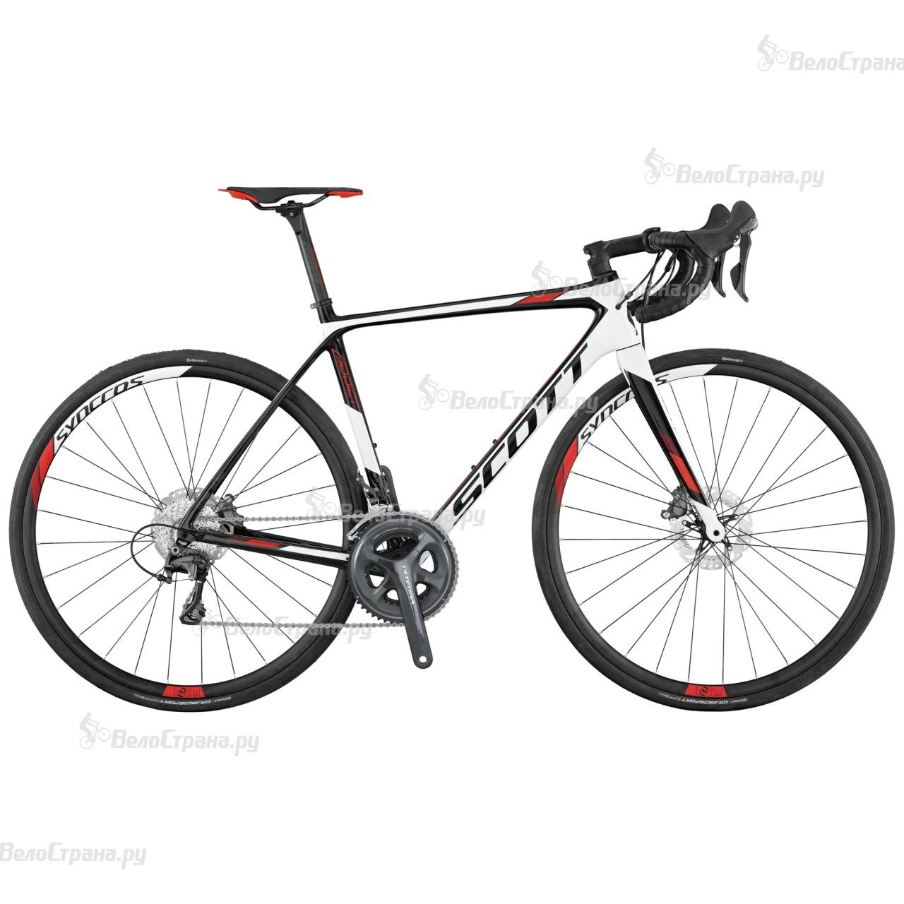 Велосипед Scott Addict 20 Disc (2017) scott addict sl compact 2015