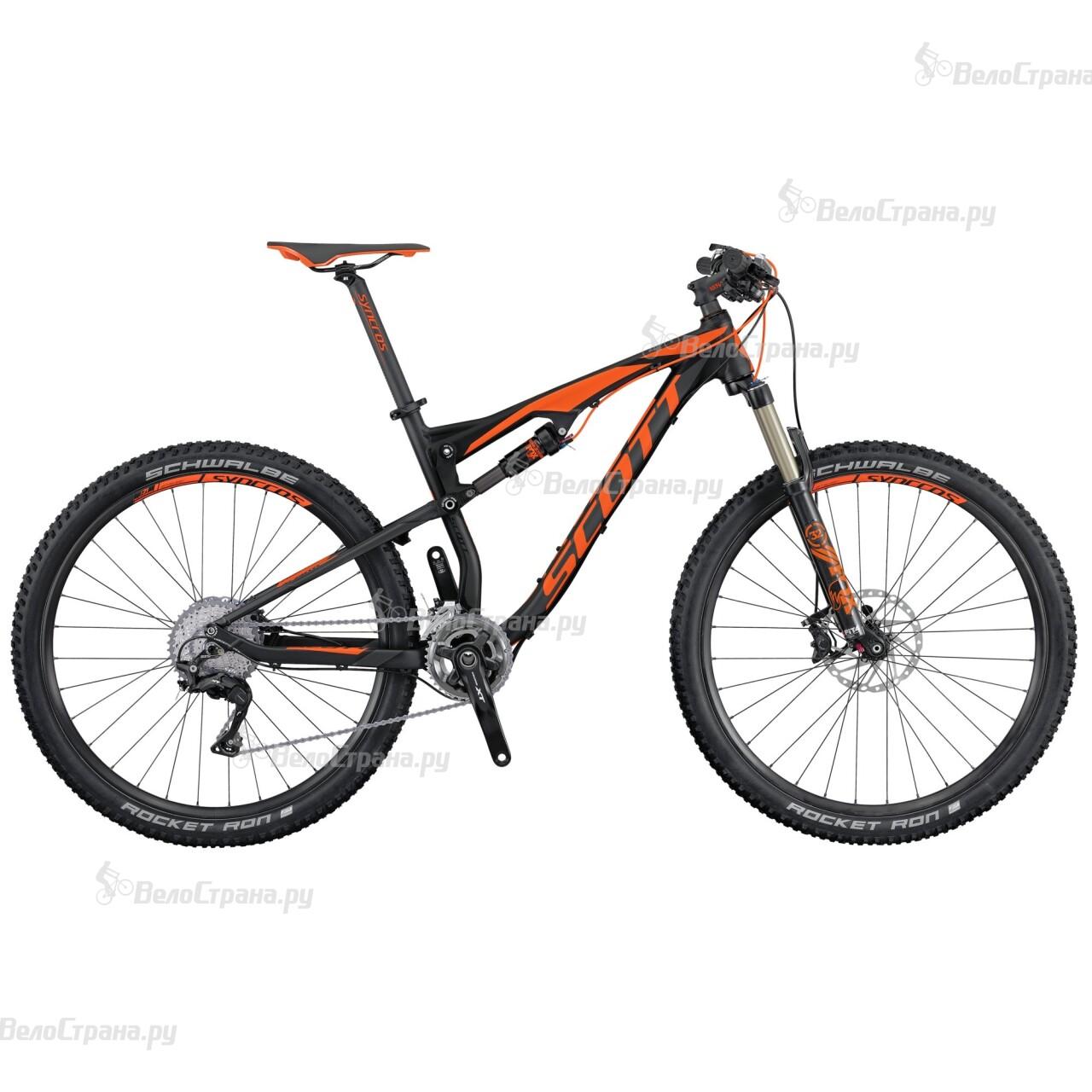 Велосипед Scott Spark 940 (2016) scott spark 740 2017