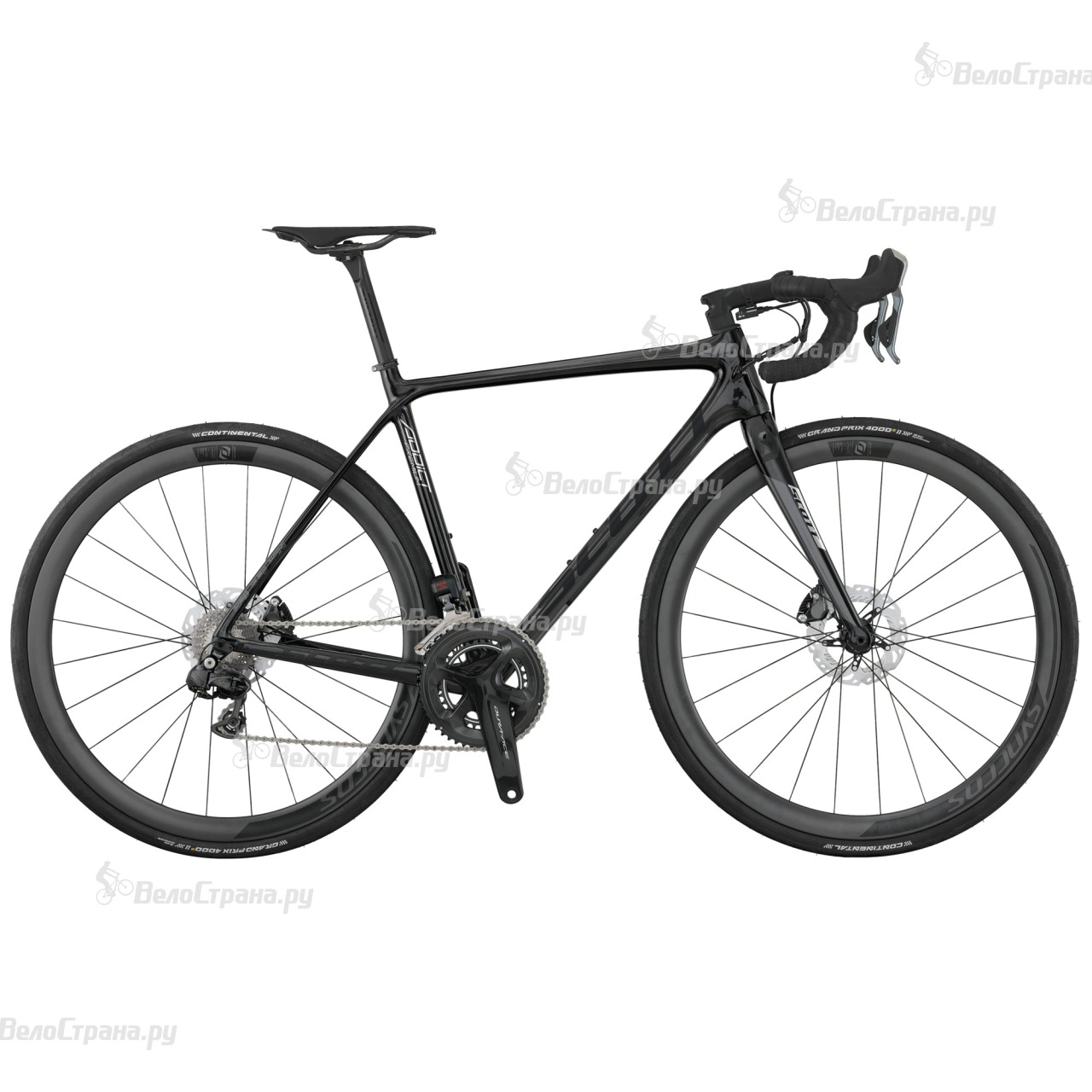 Велосипед Scott Addict Premium Disc Di2 (2017)