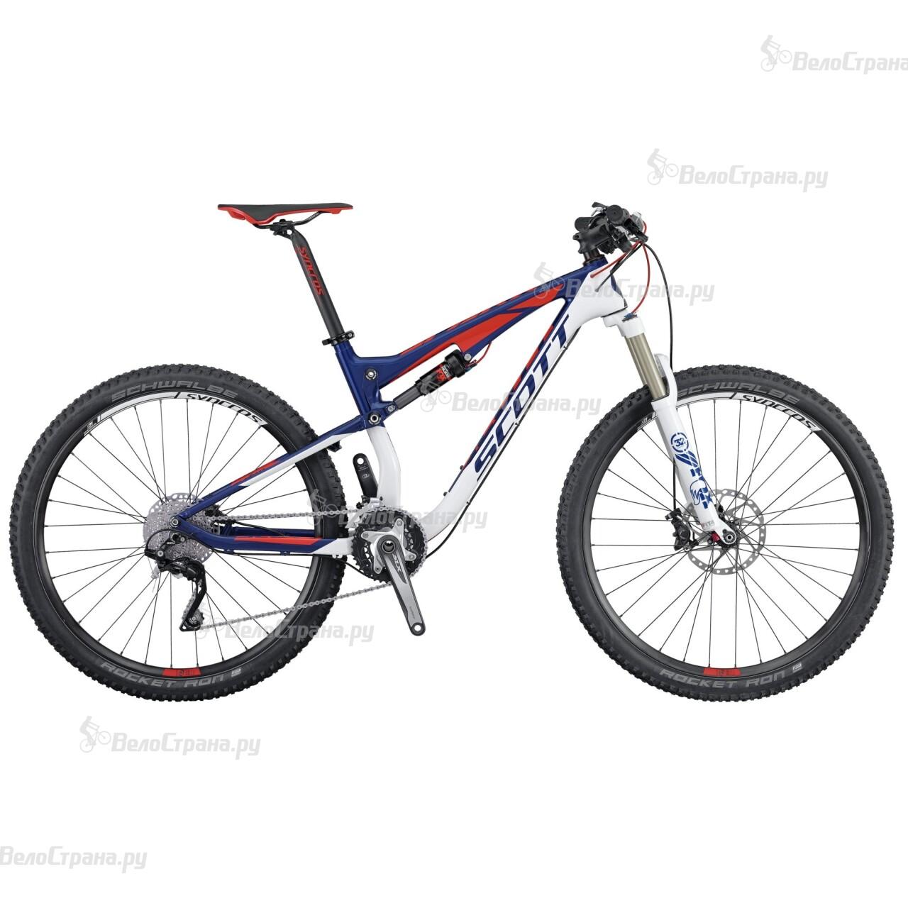 цены Велосипед Scott Spark 930 (2016)