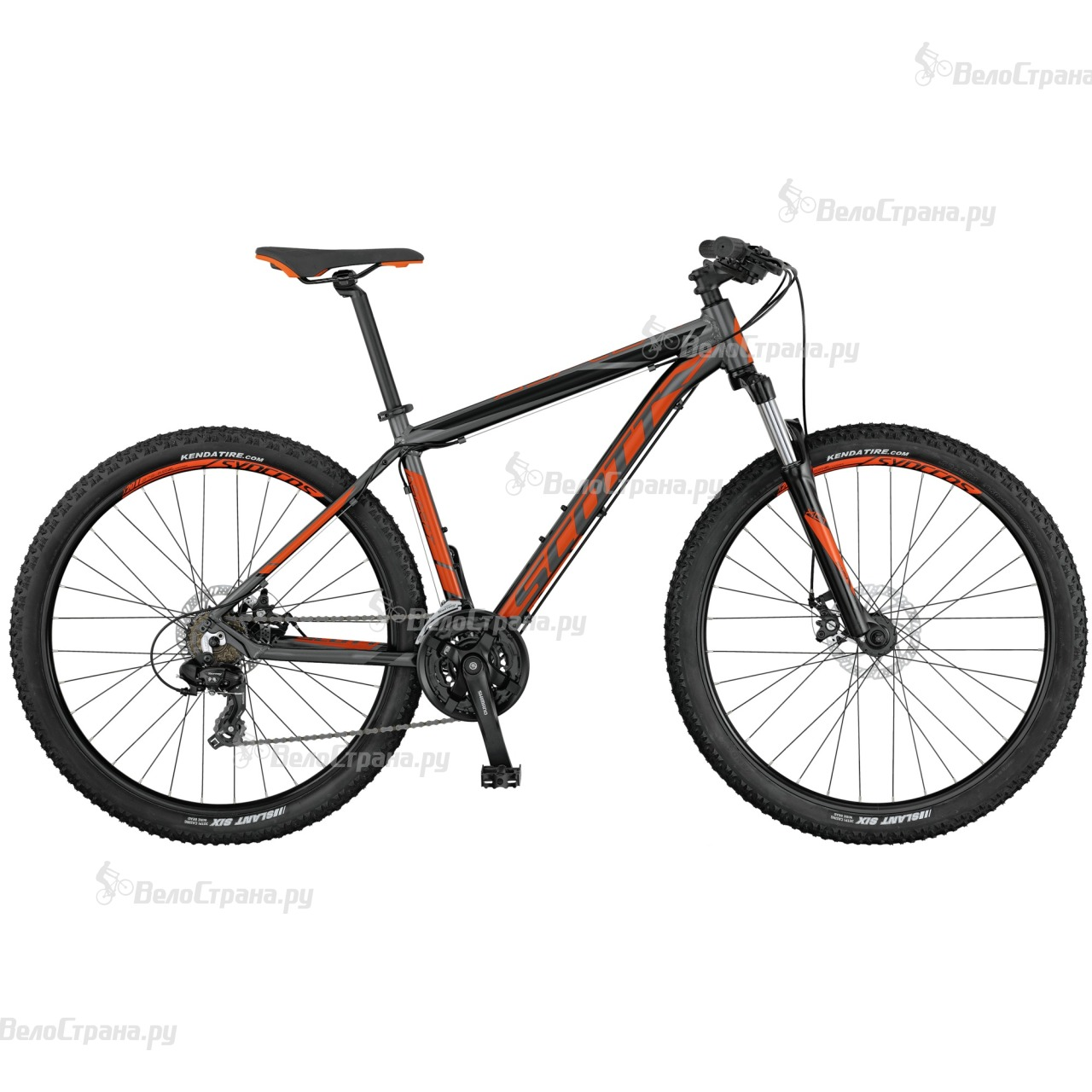 Велосипед Scott Aspect 770 (2017)