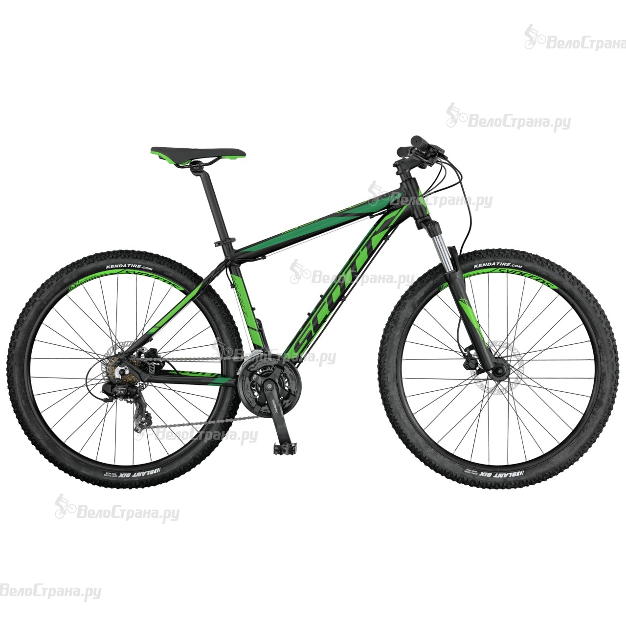 Велосипед Scott Aspect 760 (2017)