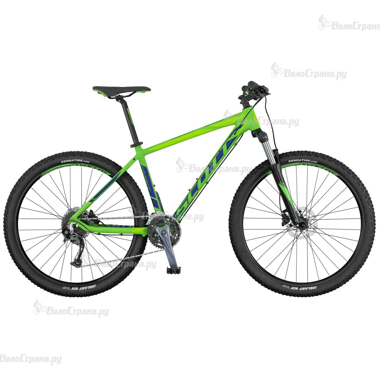 Велосипед Scott Aspect 740 (2017) велосипед scott aspect 700 27 5 2016
