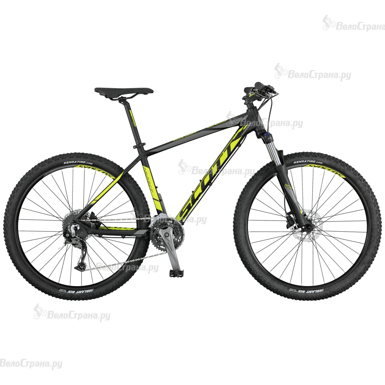 Велосипед Scott Aspect 940 (2017) велосипед scott aspect 940 29 2016
