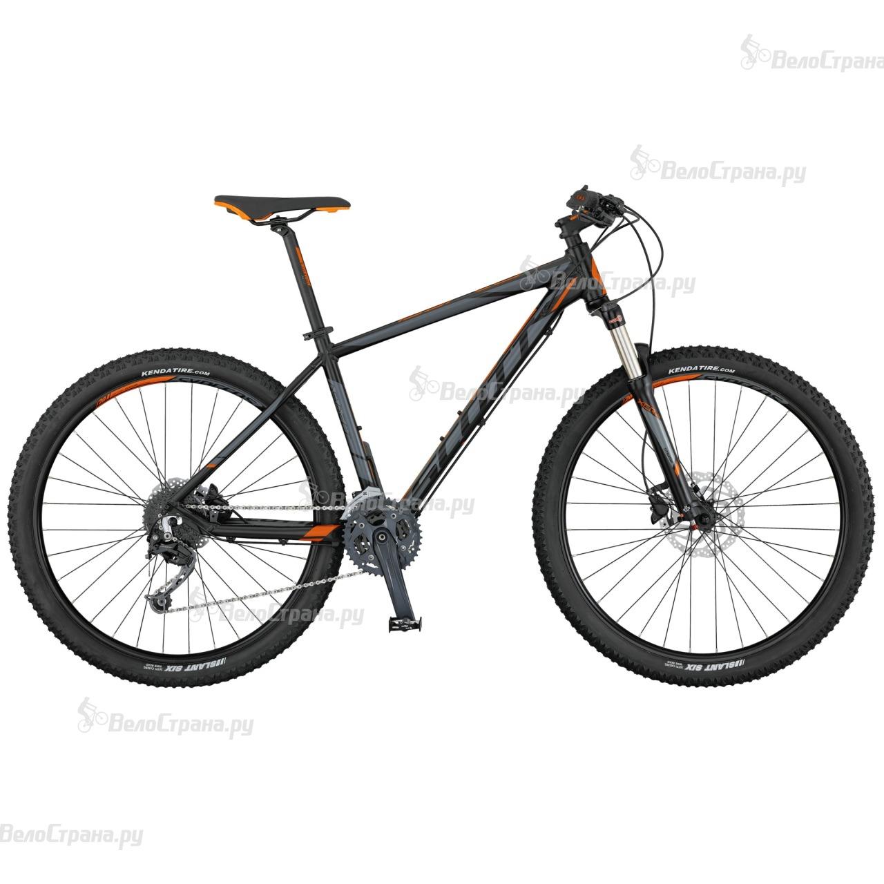Велосипед Scott Aspect 930 (2017) велосипед scott aspect 930 2016