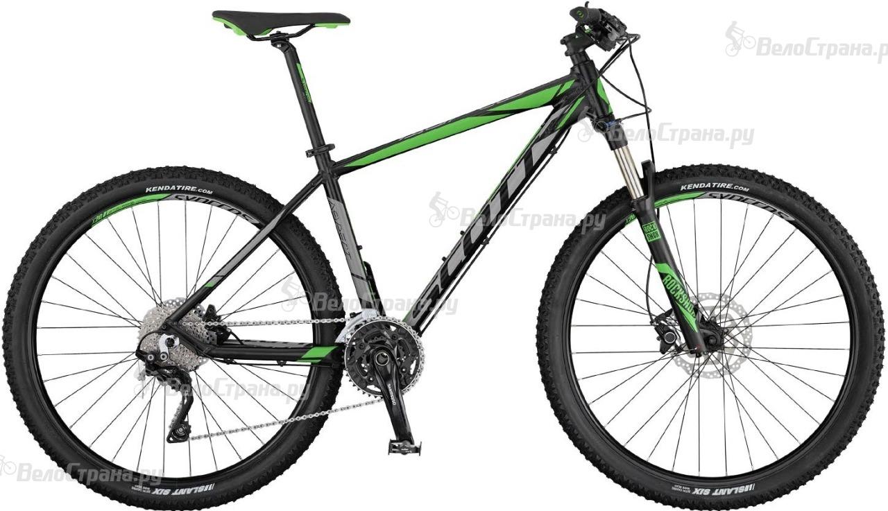 Велосипед Scott Aspect 710 (2017) велосипед scott aspect 710 2016