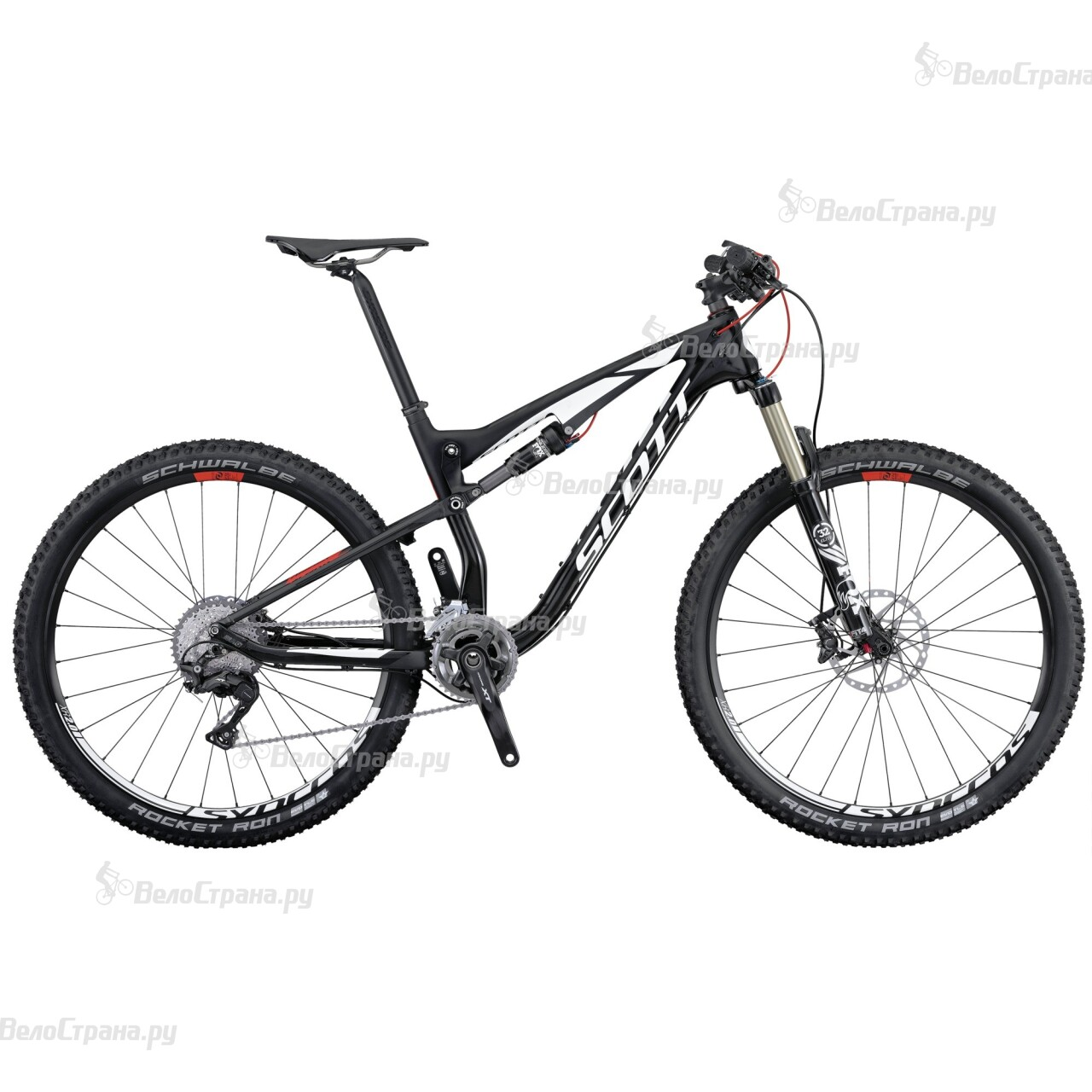 Велосипед Scott Spark 910 (2016)