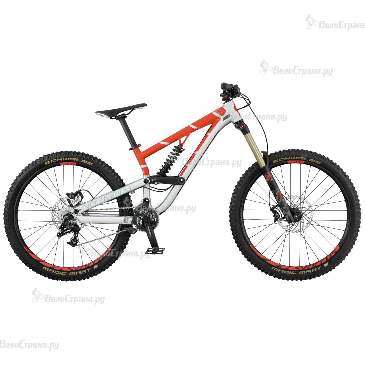 Велосипед Scott Voltage FR 730 (2017)