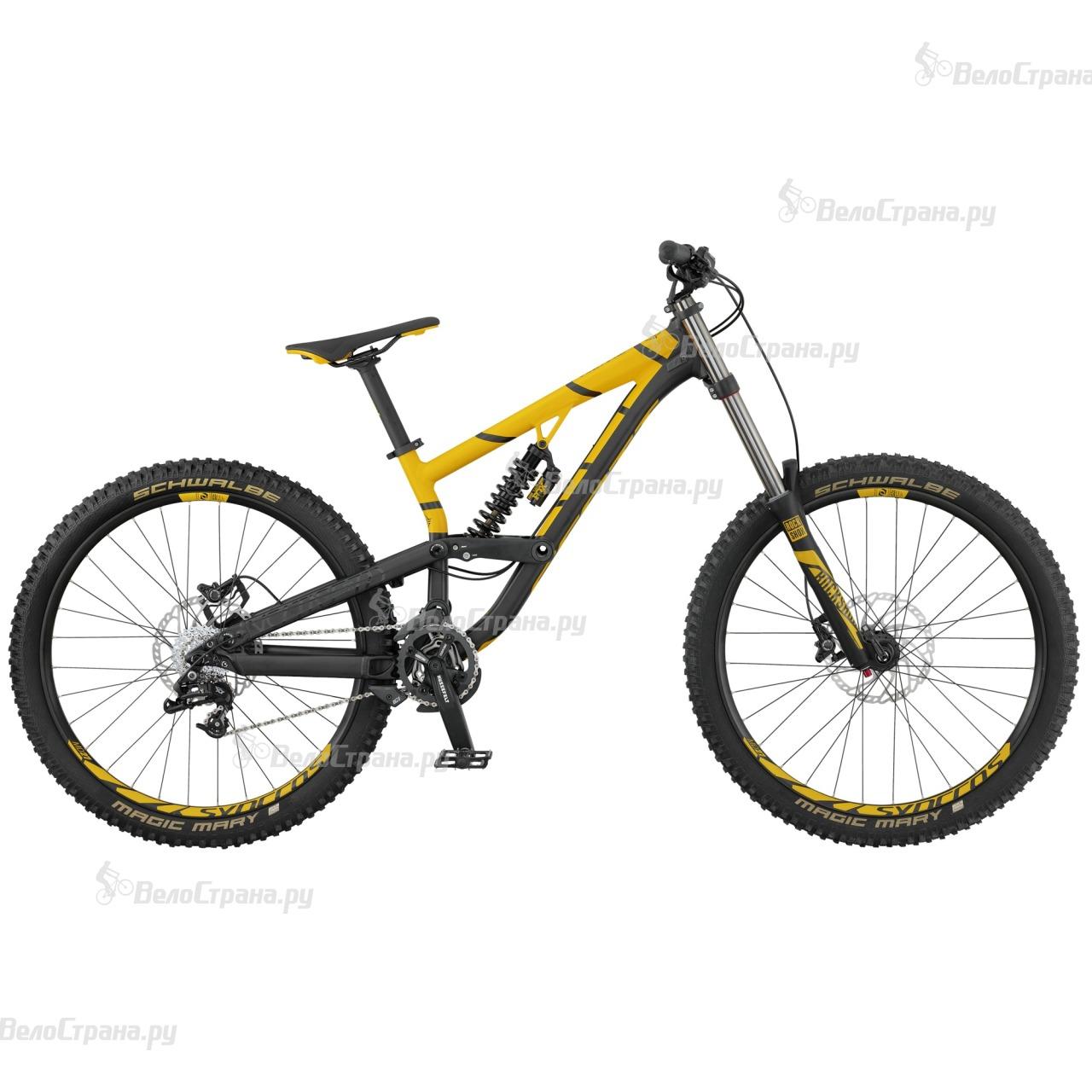Велосипед Scott Voltage FR 720 (2017)