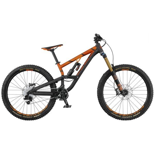 Купить Велосипед для стрит/дёрт Scott Voltage FR 710 (2017)