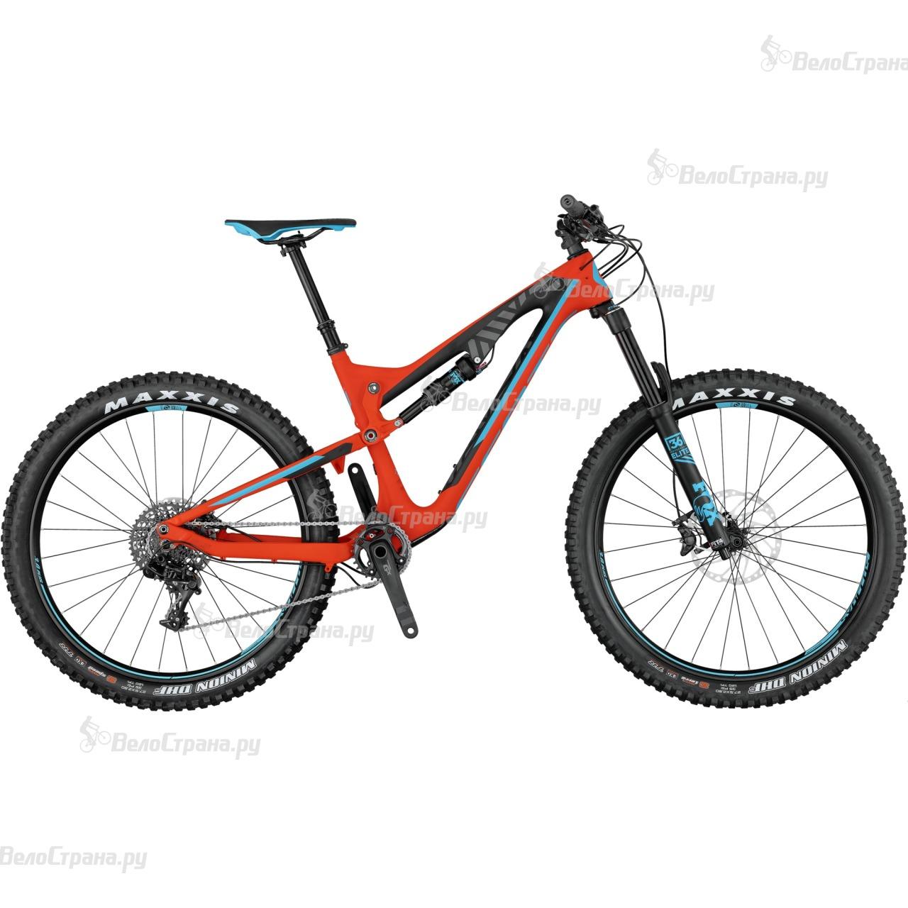 купить Велосипед Scott Genius LT 710 Plus (2017) недорого