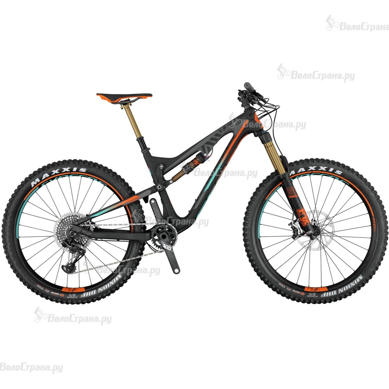 Велосипед Scott Genius LT 700 Plus Tuned (2017)
