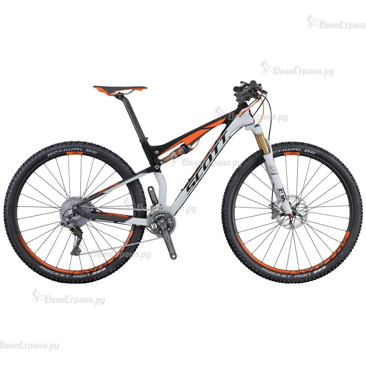 Велосипед Scott Spark 900 Premium (2016) цена