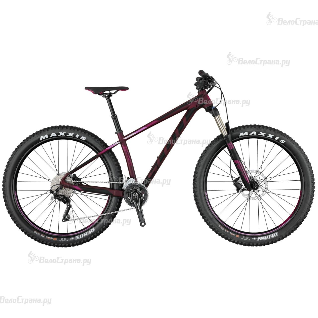 Велосипед Scott Contessa Scale 710 Plus (2017)