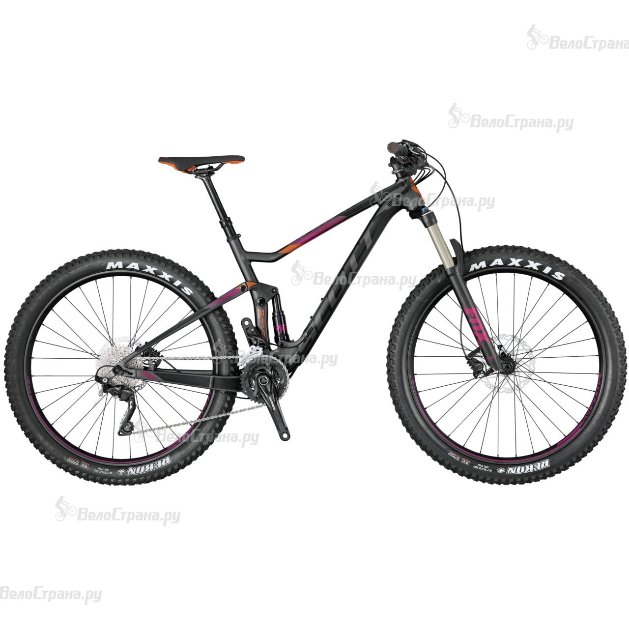 Велосипед Scott Contessa Spark 720 Plus (2017)
