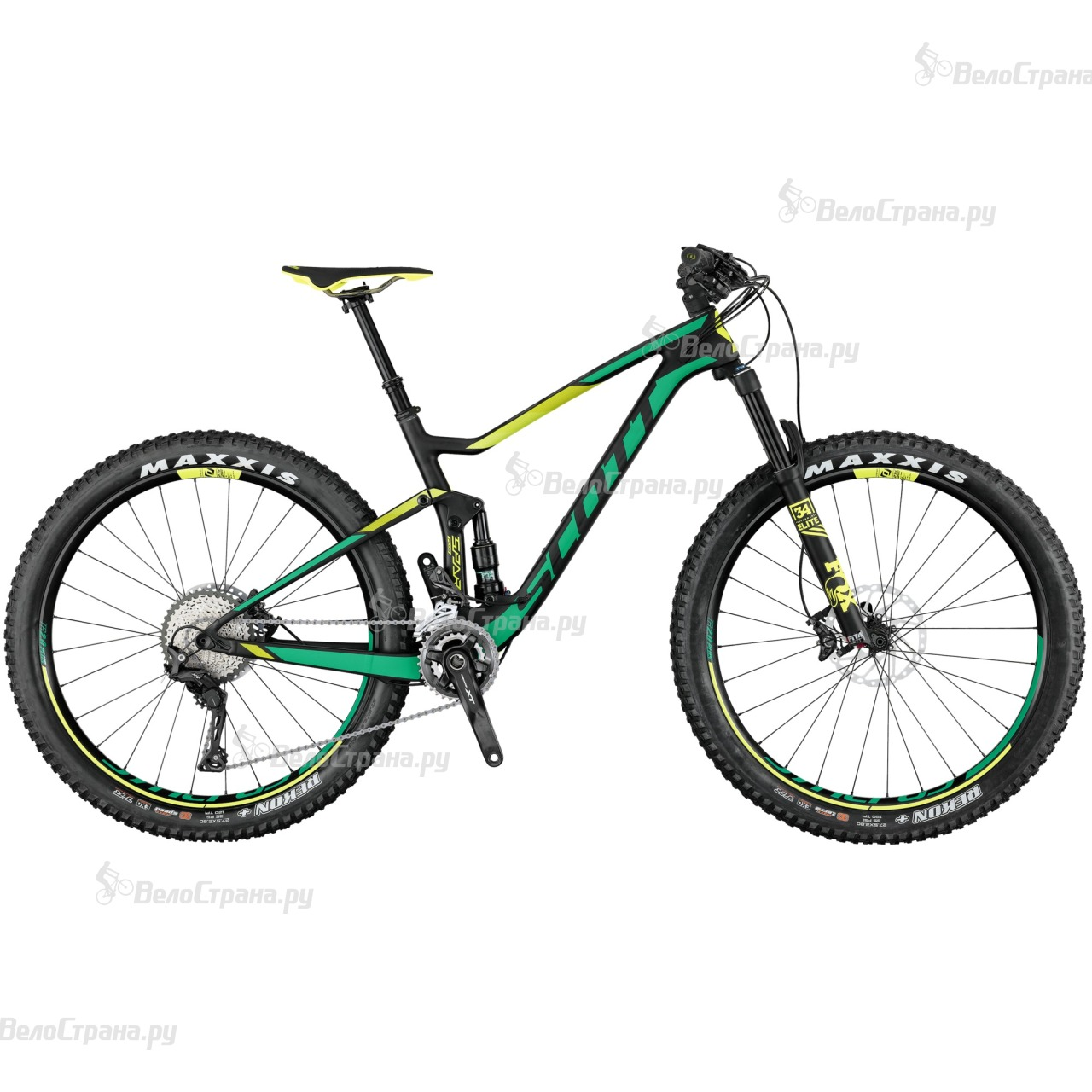Велосипед Scott Contessa Spark 710 Plus (2017)