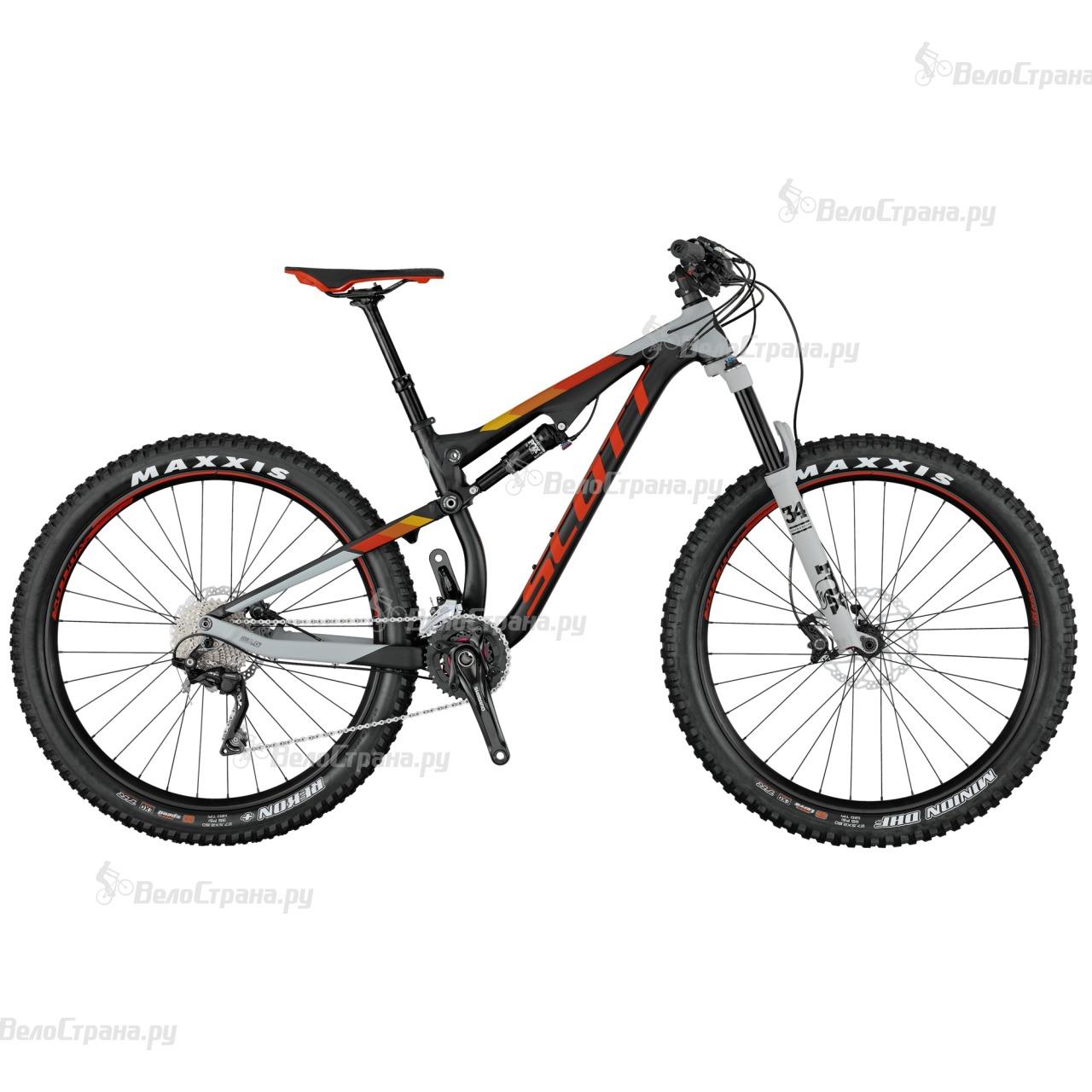 Велосипед Scott Genius 720 Plus (2017)