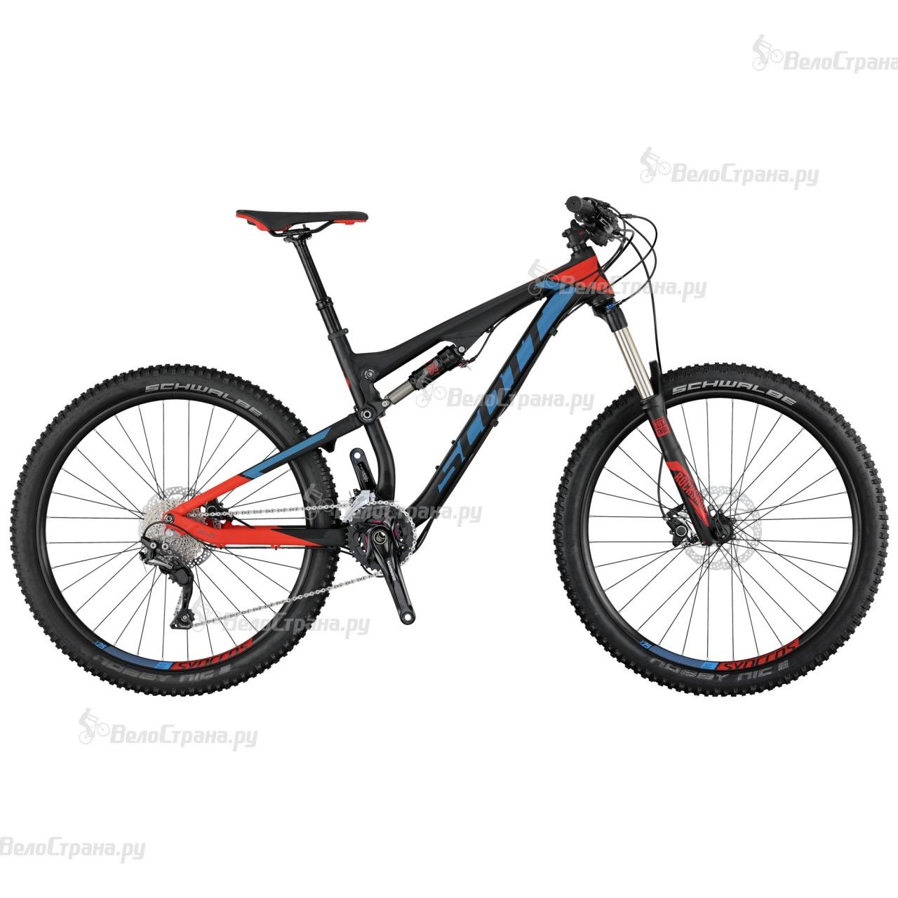 Велосипед Scott Genius 750 (2017) гарнитура genius hs 04su с устранением шумовых помех для msn