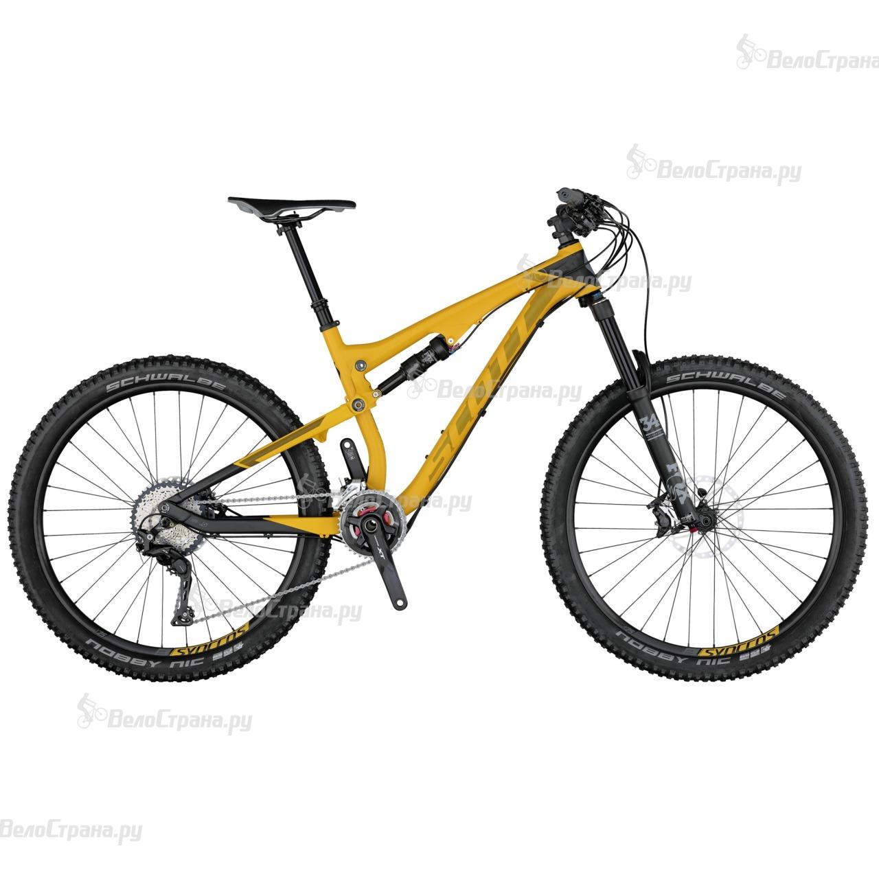 Велосипед Scott Genius 730 (2017) гарнитура genius hs 04su с устранением шумовых помех для msn