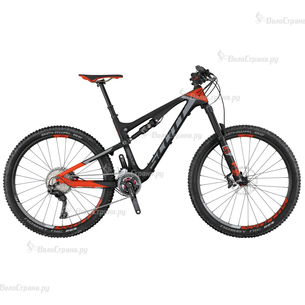 Велосипед Scott Genius 710 (2017) genius hs 300a silver