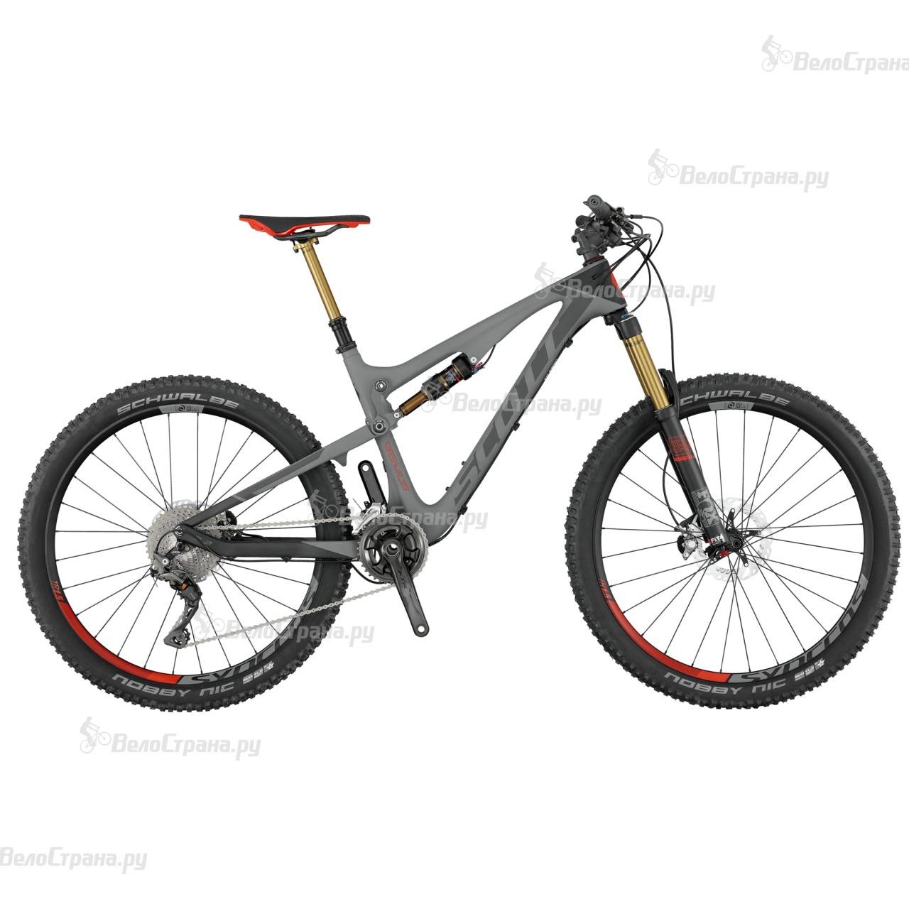 Велосипед Scott Genius 700 Premium (2017) genius hs 300a silver