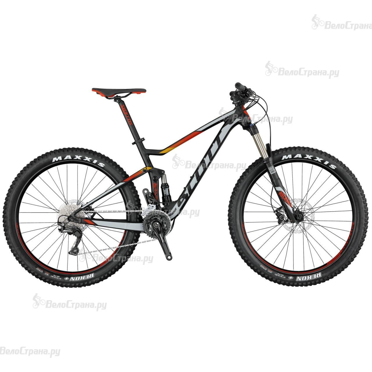 Велосипед Scott Spark 730 Plus (2017)