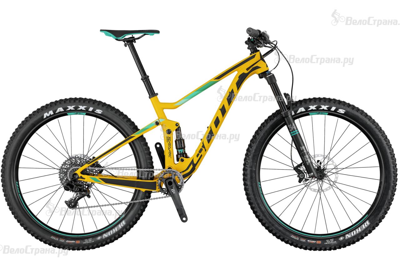 Велосипед Scott Spark 720 Plus (2017) велосипед scott spark 720 2015