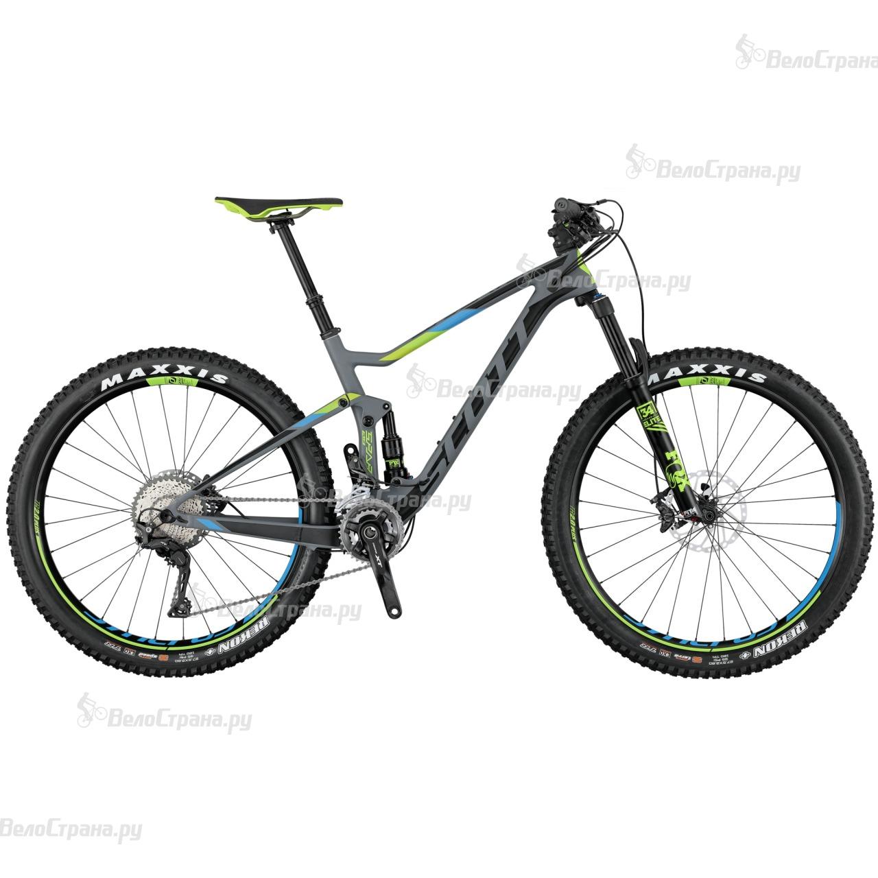 Велосипед Scott Spark 710 Plus (2017)
