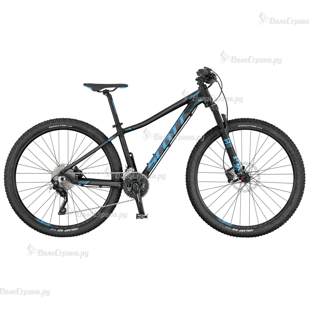 Велосипед Scott Contessa Scale 710 (2017) велосипед scott contessa solace 15 compact 2015