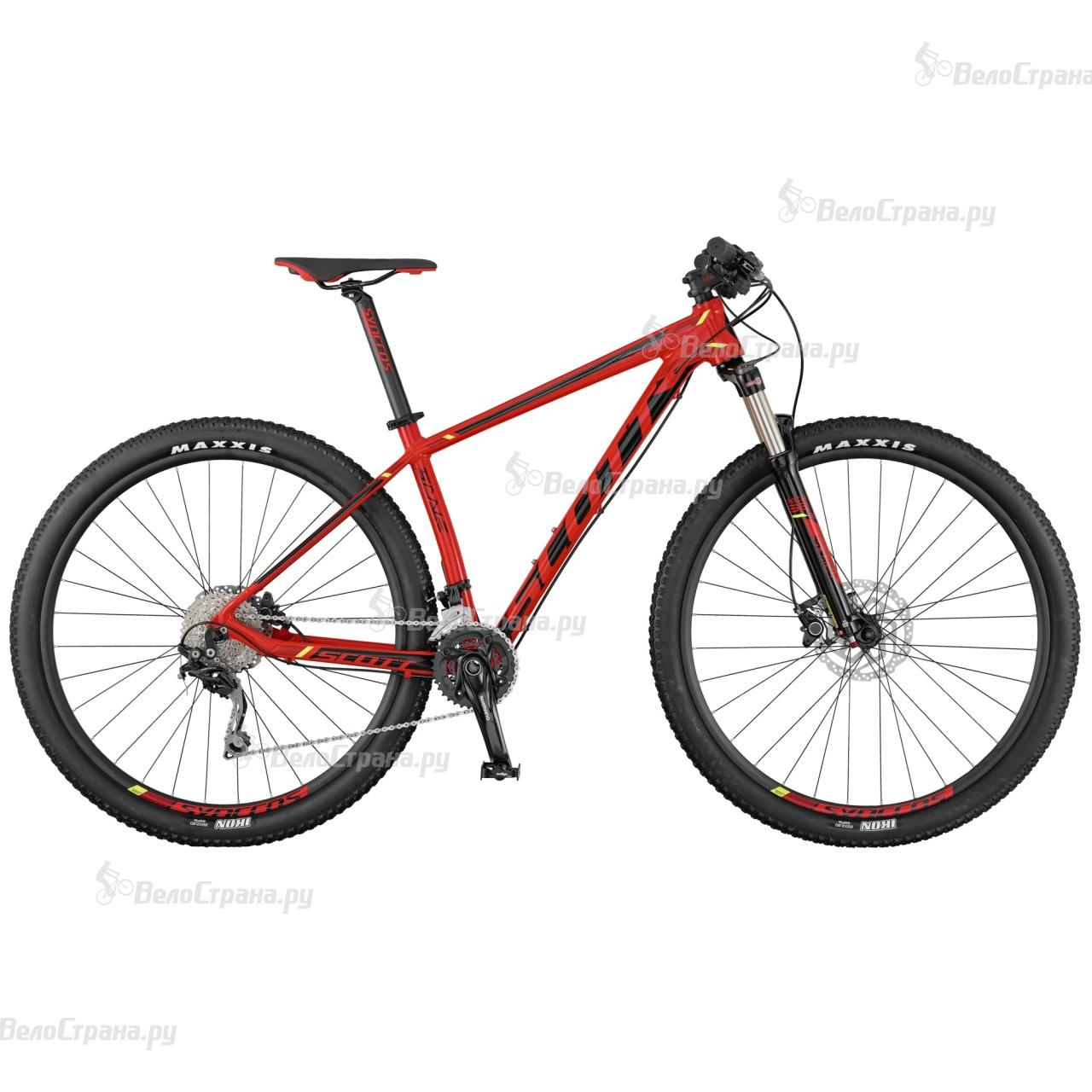 Велосипед Scott Scale 770 (2017)