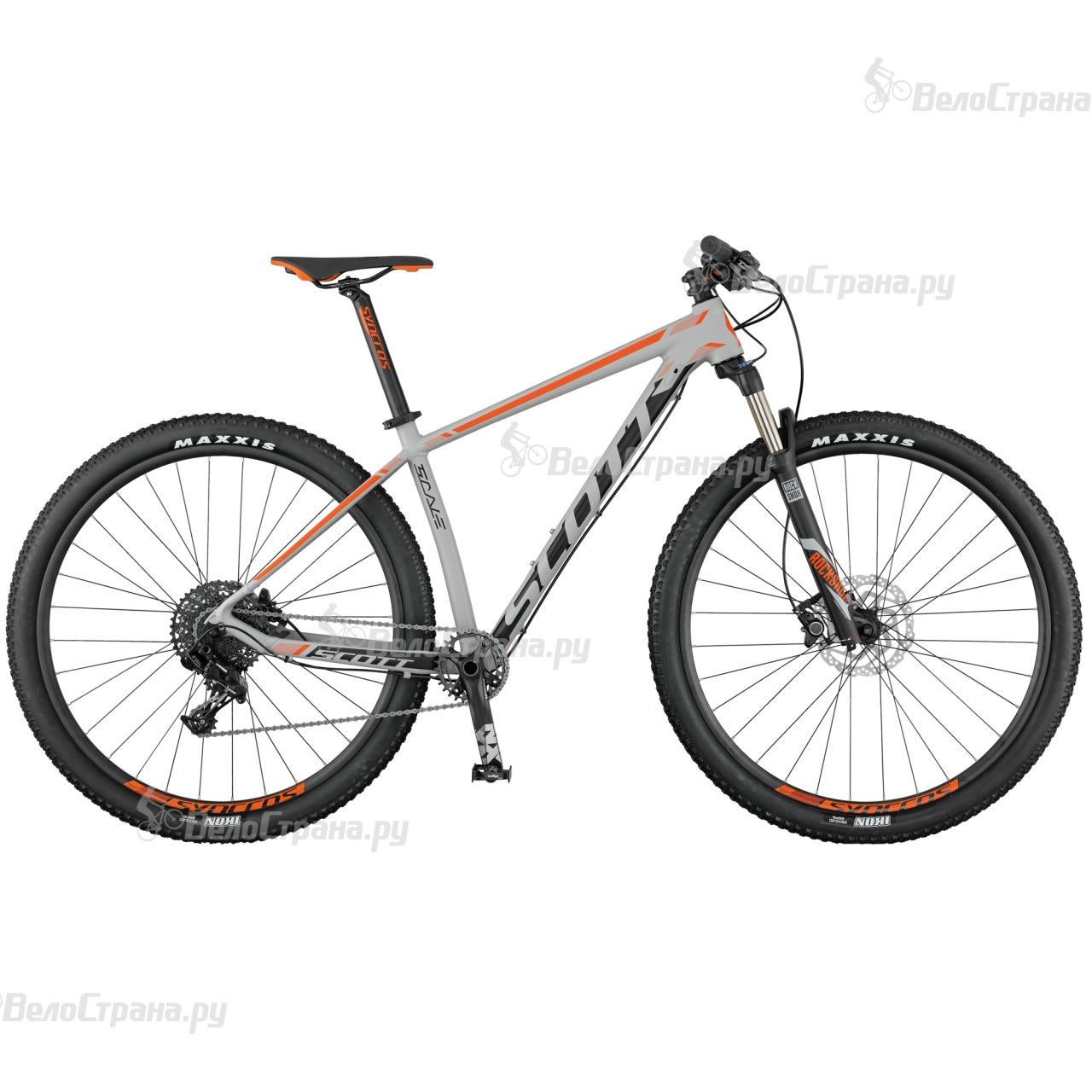 Велосипед Scott Scale 765 (2017) велосипед scott scale 700 premium 2015