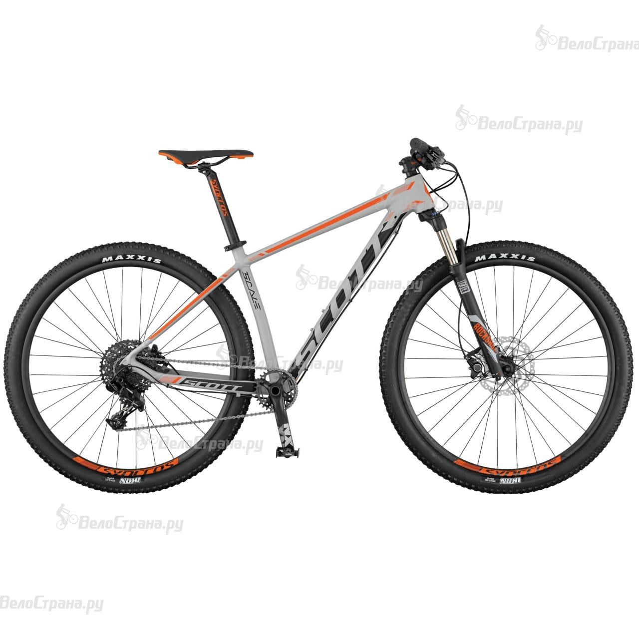 Велосипед Scott Scale 965 (2017)