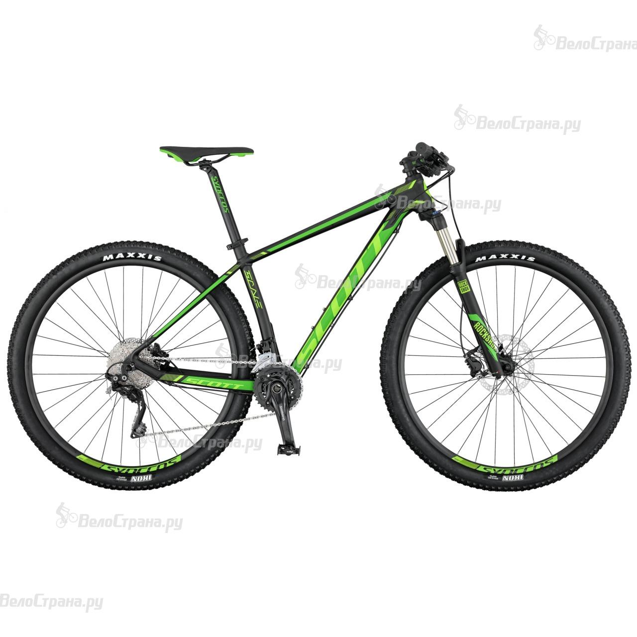 Велосипед Scott Scale 760 (2017) велосипед scott scale 700 premium 2015
