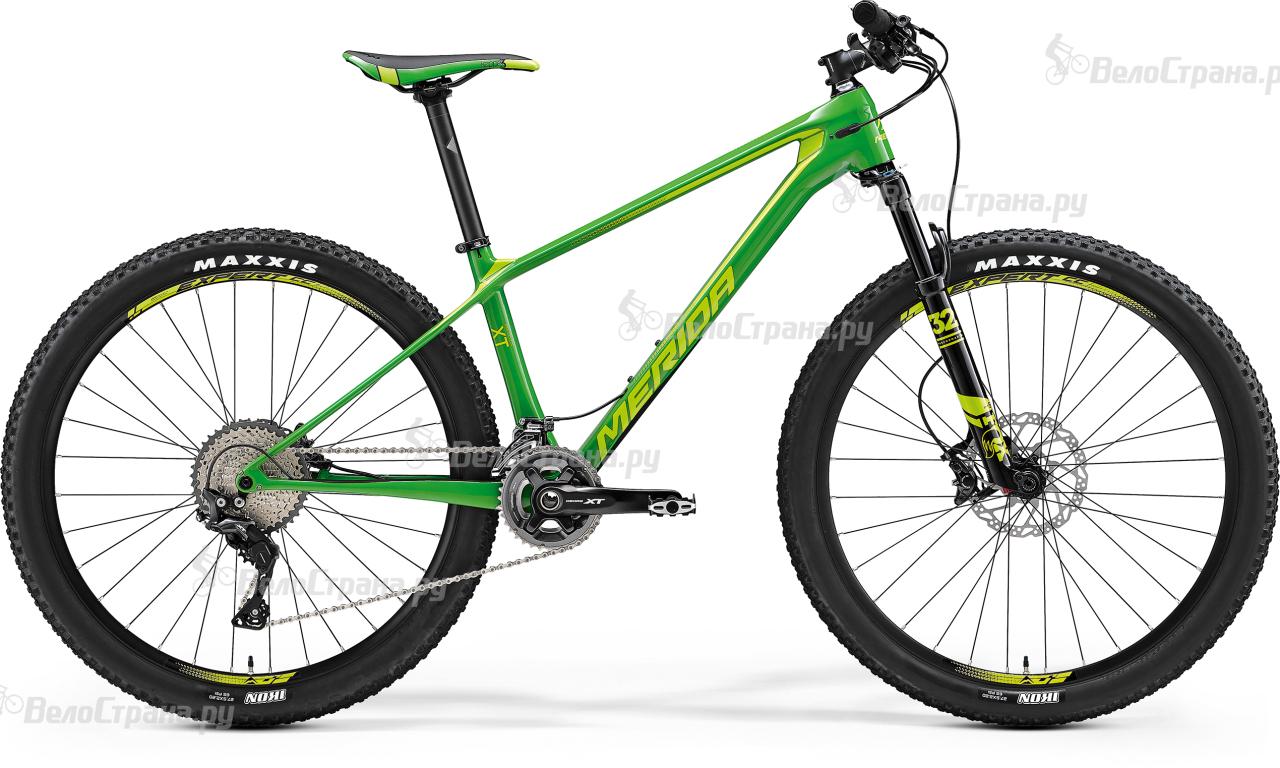 Велосипед Merida Big.Seven XT (2017)