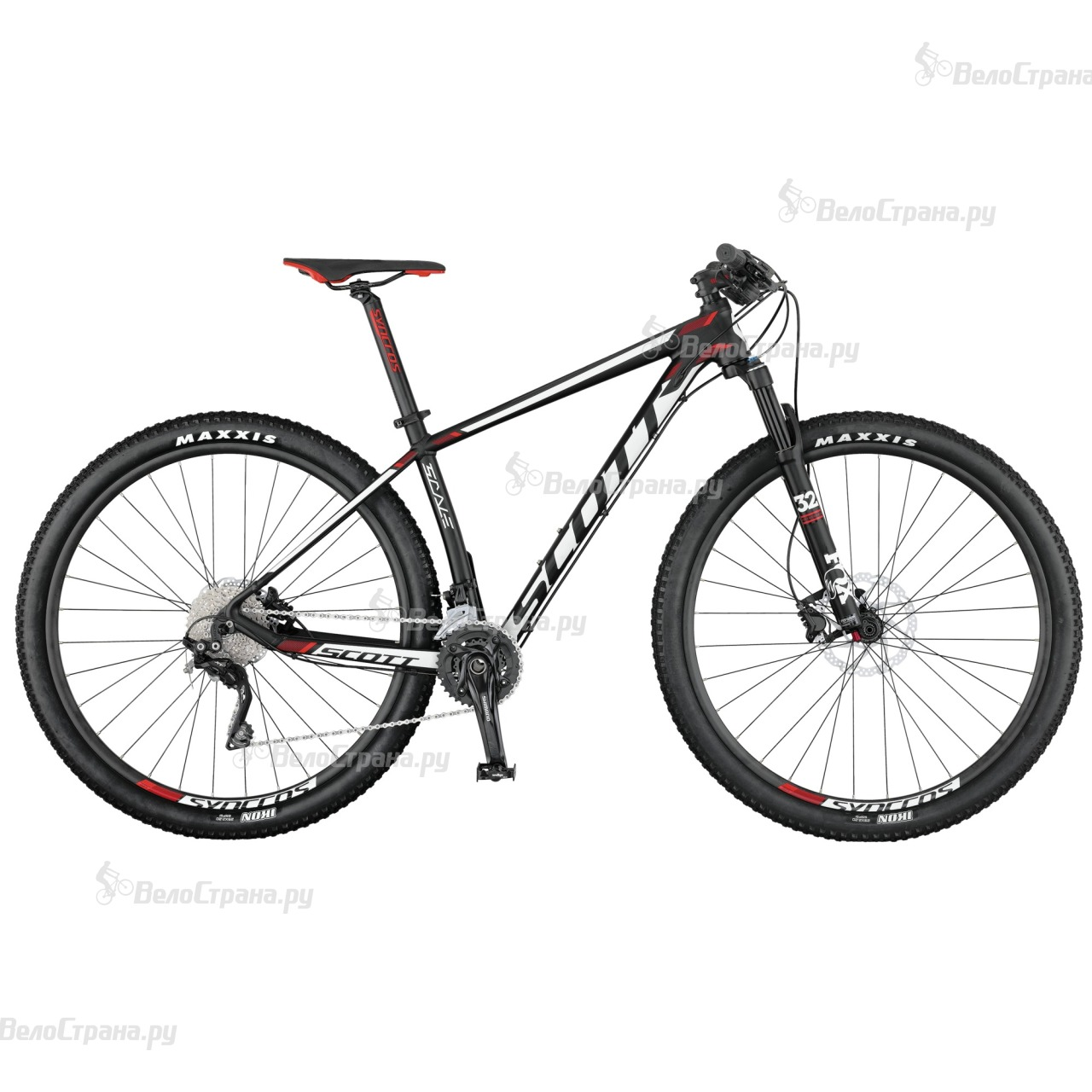Велосипед Scott Scale 750 (2017)