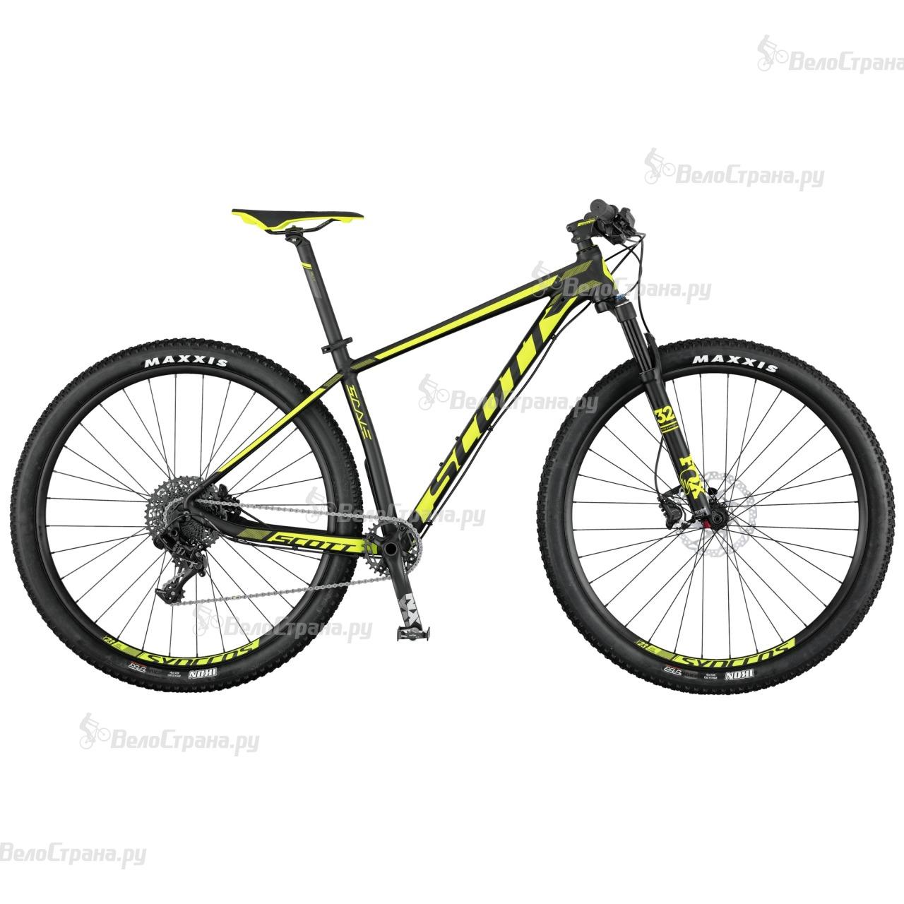 Велосипед Scott Scale 945 (2017)