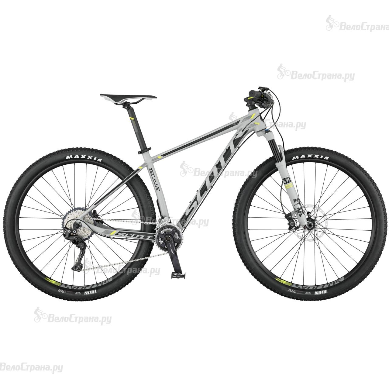 Велосипед Scott Scale 740 (2017)