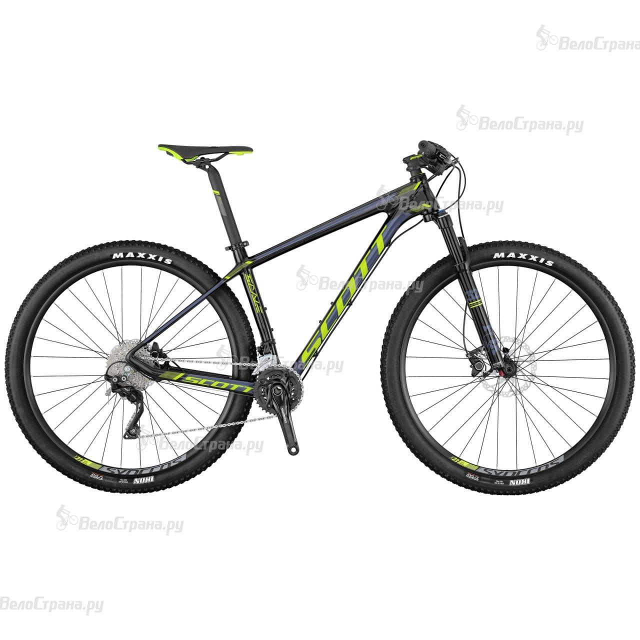 Велосипед Scott Scale 735 (2017) велосипед scott scale 735 2015