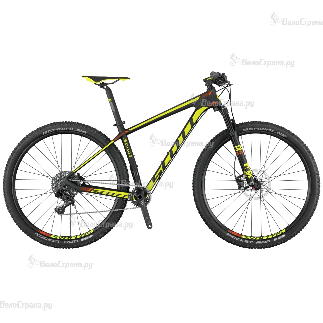 Велосипед Scott Scale 930 (2017)